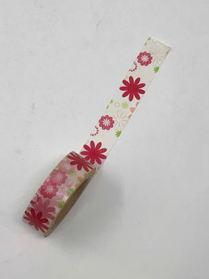 Washi Tape - Colorful Flowers