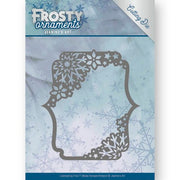 Jeanine's Art - Dies - Frosty Ornaments - Rectangle Ornament