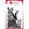 Woodware Craft Collection - Clear Stamps - Hare in the Brambles