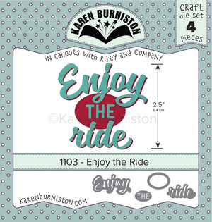 Karen Burniston - Dies - Enjoy The Ride
