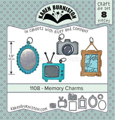 Karen Burniston - Dies - Memory Charms