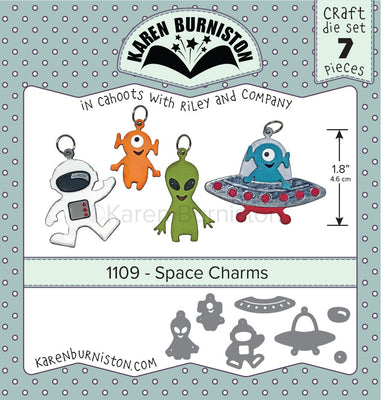 Karen Burniston - Dies - Space Charms