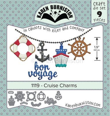 Karen Burniston - Dies - Cruise Charms