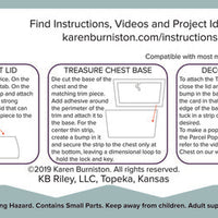 Karen Burniston - Dies - Treasure Chest