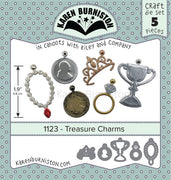 Karen Burniston - Dies - Treasure Charms