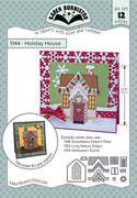 Karen Burniston - Dies - Holiday House (Pre-Order. Ships early Nov)