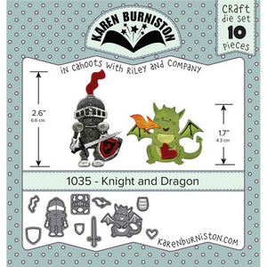 Karen Burniston - Dies - Knight & Dragon