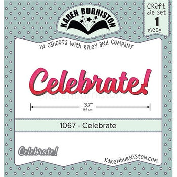 Celebrate - Karen Burniston