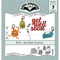 Karen Burniston - Dies - Get Well Charms