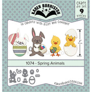 Karen Burniston - Dies - Spring Animals