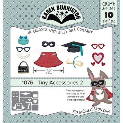 Karen Burniston - Dies - Tiny Accessories 2