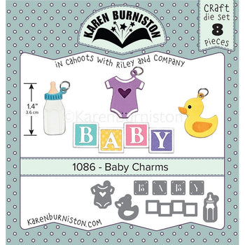 Karen Burniston - Dies - Baby Charms