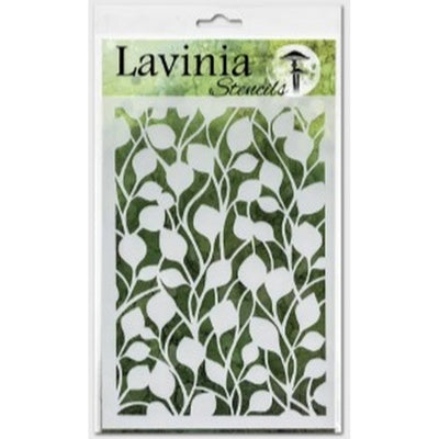 Lavinia Stencil - Buds (Ships End Of August)