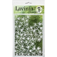 Lavinia Stencil - Foliage (Ships End Of August)