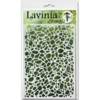 Lavinia Stencil - Stone (Ships End Of August)