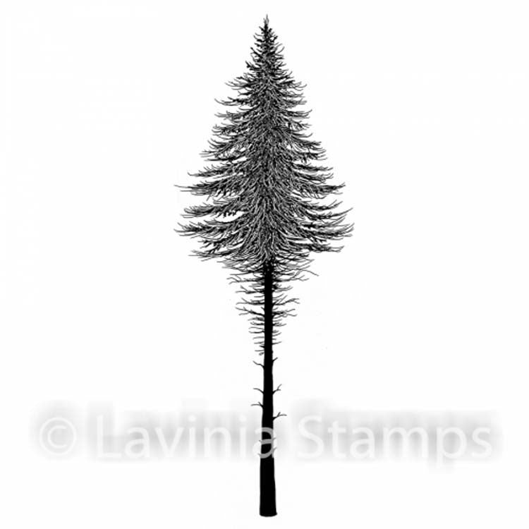 Lavinia Stamp - Fairy Fir Tree 2 (Small)