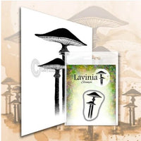 Lavinia Stamps - Meadow Mushroom Miniature (LAV561)
