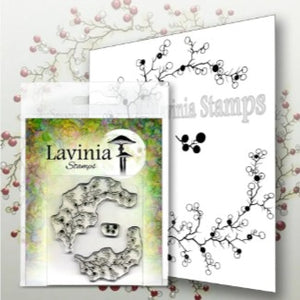 LAV568 - Lavinia Stamps - Berry Wreath (LAV568)