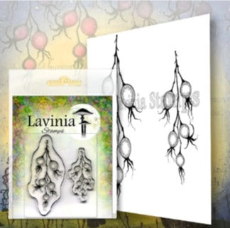 Lavinia Stamps - Winter Berries (LAV571) (Ships mid-late Nov)