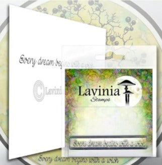 Lavinia Stamps - Every Dream (LAV573) (Ships mid-late Nov)