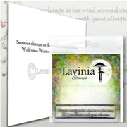 Lavinia Stamps - Season's Change (LAV575) (Ships mid-late Nov)