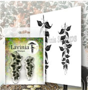 Lavinia Stamps - Berry Leaves (LAV577) (Ships mid-late Nov)