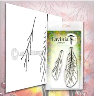 Lavinia Stamps - Fern Branch (LAV578) (Ships mid-late Nov)