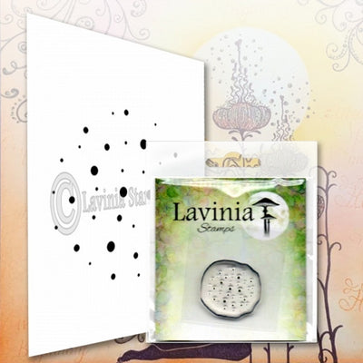LAV585 - Lavinia Stamp - Mini Dots
