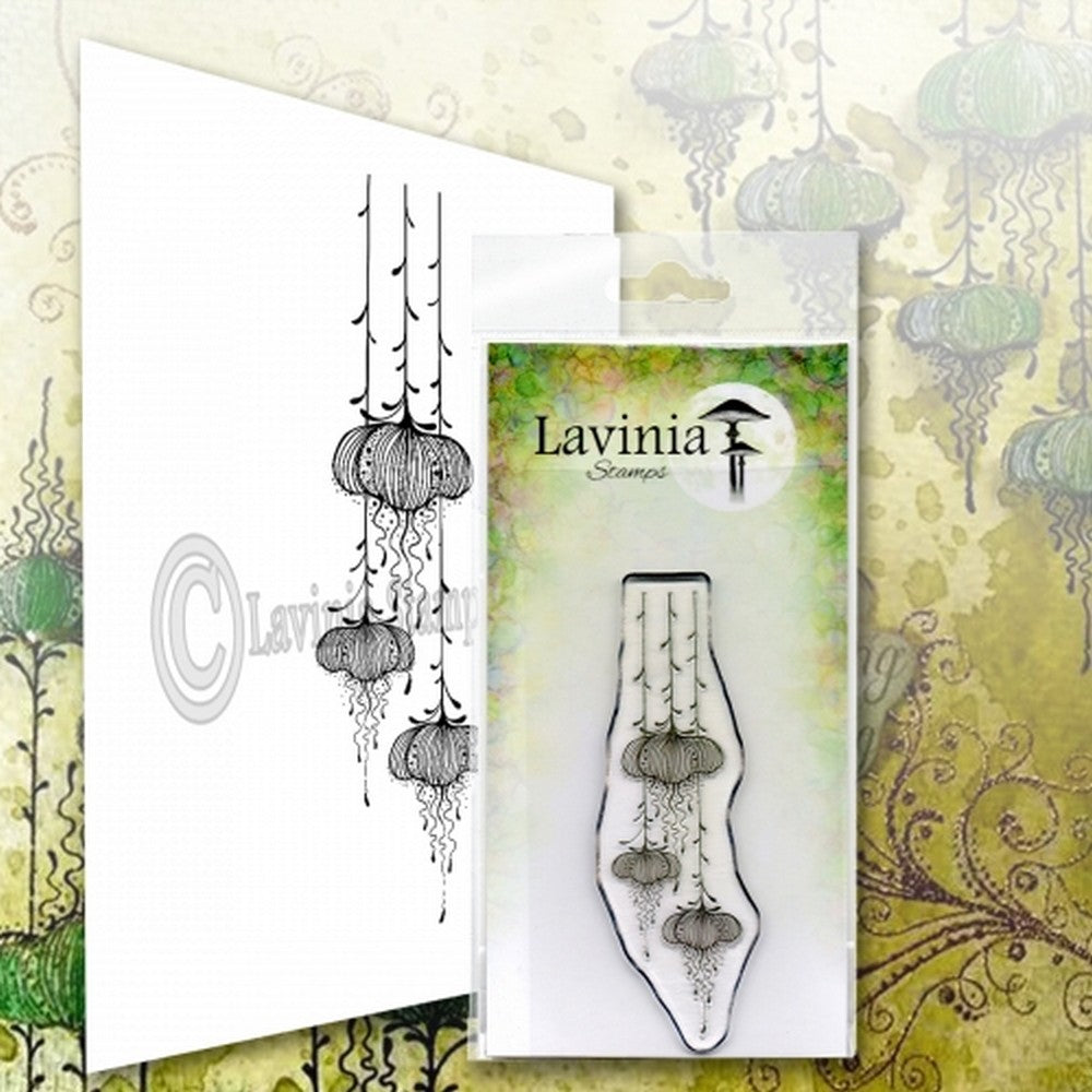 LAV594 - Lavinia Stamp - Luna Lights