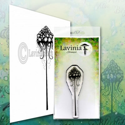 LAV597 - Lavinia Stamp - Mushroom Lantern Single