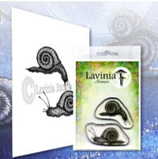 Lavinia  Stamps - Snail Set (LAV607) (Pre-Order. Ships Early-Mid April)