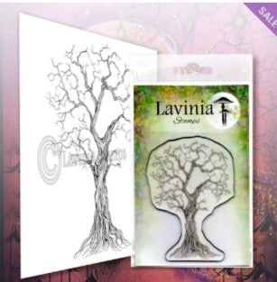 Lavinia  Stamps - Tree Of Wisdom (LAV609) (Pre-Order. Ships Early-Mid April)