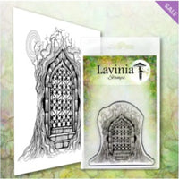 Lavinia  Stamps - Forest Temple (LAV611)