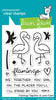 Lawn Fawn - Flamingo Together Stamps