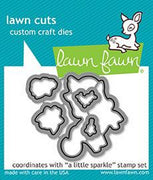 Lawn Fawn - A Little Sparkle Dies