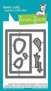 Lawn Fawn - Center Picture Window Add-On Dies