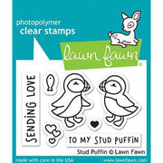 Lawn Fawn - Stud Puffin Stamps