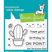 Lawn Fawn - Year Ten Stamps