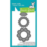 Lawn Fawn - Reveal Wheel Circle Add-On Frames: Flower & Sun Dies