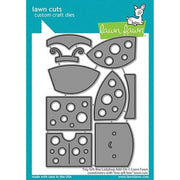 Lawn Fawn - Tiny Gift Box Ladybug Add-On Dies