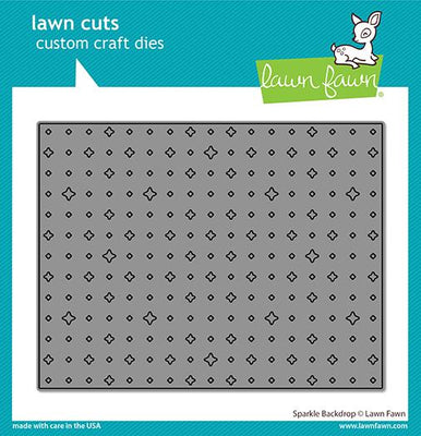 Lawn Fawn - Sparkle Backdrop Dies