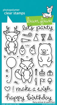 Party Animal - Lawn Fawn