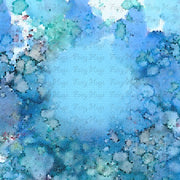 "Fairy Hugs -Backgrounds - 6"" x 6"" - Coral Reef"