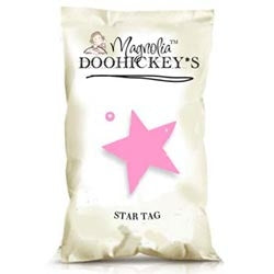 Magnolia DooHickey's Cutting Dies - Star Tag