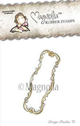 Magnolia Stamps - Winter Wonderland Collection - Merry Christmas Banner