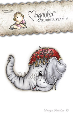 Magnolia Stamps - Little Circus Moscow Collection - Miss Dorothy