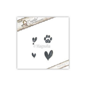 Magnolia Stamps - Animal Of The Year Collection - Animal Love Kit
