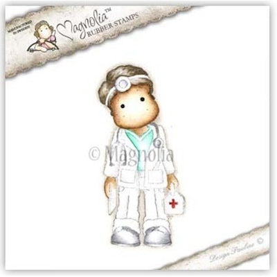 Magnolia Stamps - Doctor Edwin