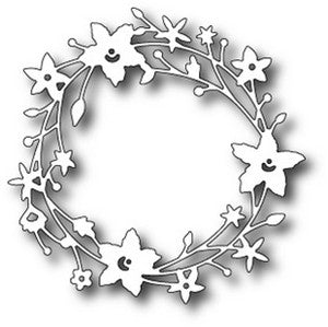 Memory Box - Dies - Catalina Wreath