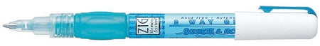 Zig 2-Way Glue Pen - Squeeze & Roll